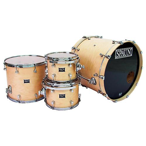 Spaun Custom Series 4-Piece Maple Shell Pack