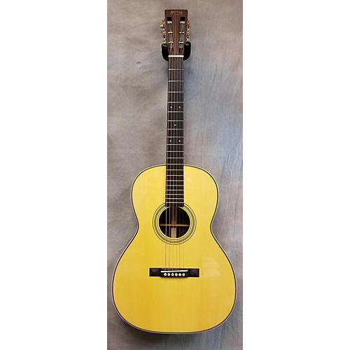 Martin Custom Shop 000-12 Acoustic Electric Guitar-thumbnail