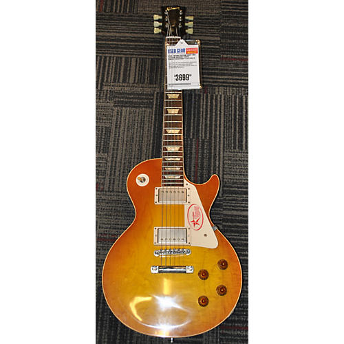 Gibson Custom Shop 1960 Les Paul Reissue Solid Body Electric Guitar