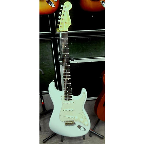 Fender Custom Shop 1963 Stratocaster Journeyman Relic Solid Body Electric Guitar-thumbnail
