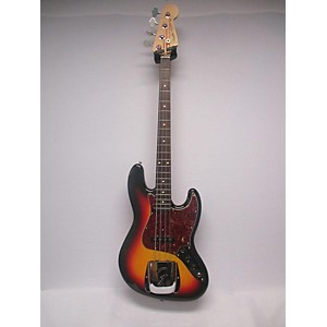 Pre-owned Fender Custom Shop 1964 Jazz Bass NOS Electric Bass Guitar by Fender