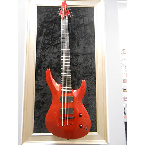 used jackson custom shop b7 electric guitar burnt orange guitar center. Black Bedroom Furniture Sets. Home Design Ideas