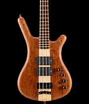 Warwick Custom Shop Corvette $$ Double Buck Neck-Thru Electric Bass