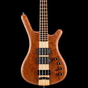 Warwick Custom Shop Corvette $$ Double Buck Neck-Thru Electric Bass by