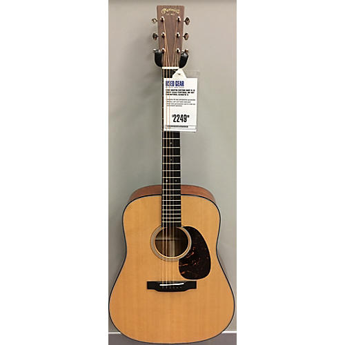 Martin Custom Shop D-18 Short Scale Centenial MV Hot Rod Acoustic Guitar