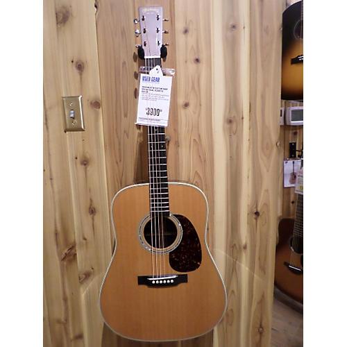 used martin custom shop d28 acoustic guitar guitar center. Black Bedroom Furniture Sets. Home Design Ideas