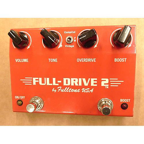 Fulltone Custom Shop Fulldrive 2 Effect Pedal