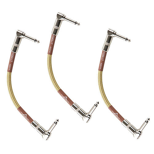 Fender Custom Shop Instrument Cable--3 Pack-thumbnail