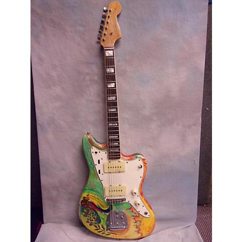 Fender Custom Shop Jazzmaster Fred Stuart Solid Body Electric Guitar-thumbnail