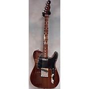 Fender Custom Shop Masterbuilt Rosewood Telecaster NOS Yuri Shishkov Solid Body Electric Guitar