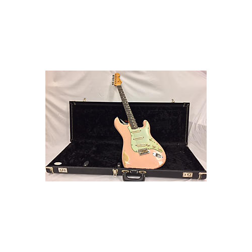 Fender Custom Shop NAMM 1962 Relic Solid Body Electric Guitar