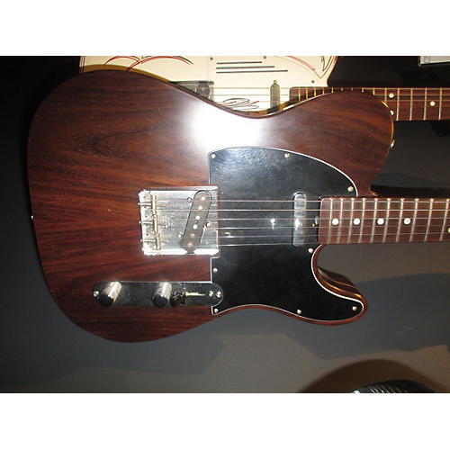 Fender Custom Shop Rosewood Telecaster Solid Body Electric Guitar