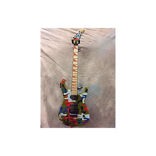 Jackson Custom Shop Soloist Solid Body Electric Guitar-thumbnail