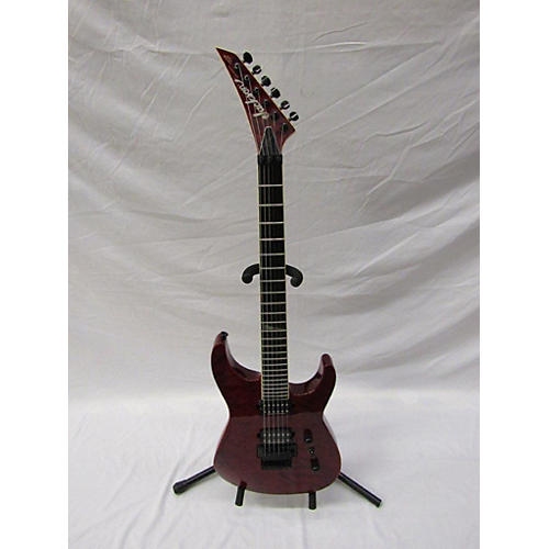 Jackson Custom Shop Soloist Solid Body Electric Guitar