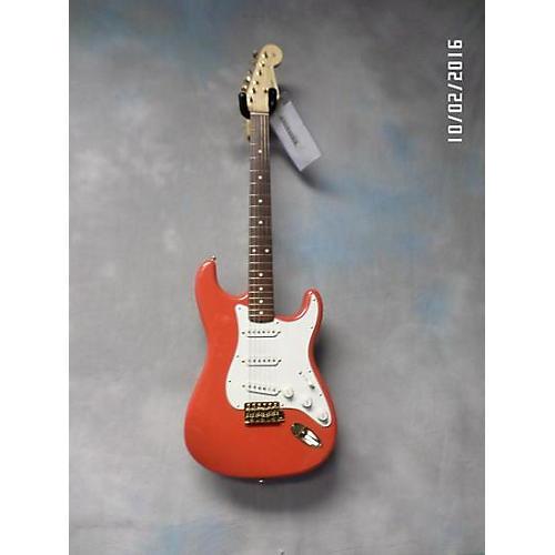 Fender Custom Shop Stratocaster 1960 NOS Solid Body Electric Guitar Fiesta Red