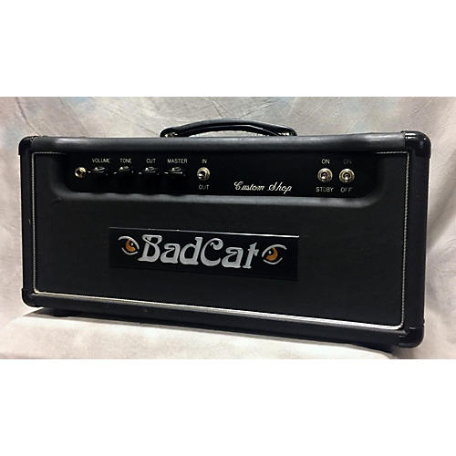 Bad Cat Custom Shop TS 15 Tube Guitar Amp Head