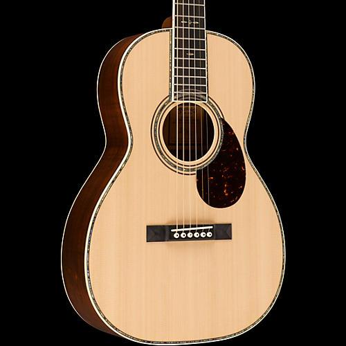 Martin Custom Signature Edition 00-42SC John Mayer Grand Concert Acoustic Guitar Natural