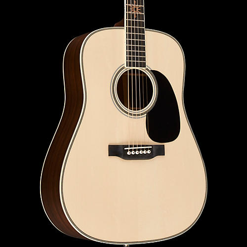 Martin Custom Signature Edition D-35 Seth Avett Dreadnought Acoustic-Electric Guitar Natural