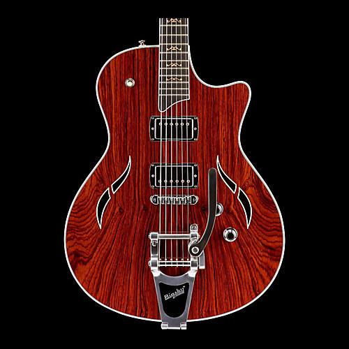 Taylor Custom-T3-8613 Semi-Hollowbody Electric Guitar Natural