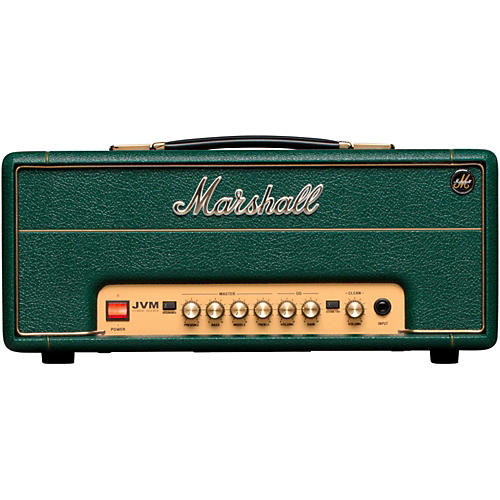 Marshall Custom Tattoo JVM-1H 1W Antony Flemming Tube Guitar Head