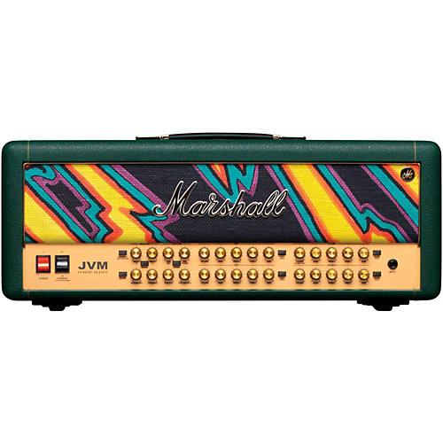 Marshall Custom Tattoo JVM410H Antony Flemming 100W Tube Guitar Head-thumbnail