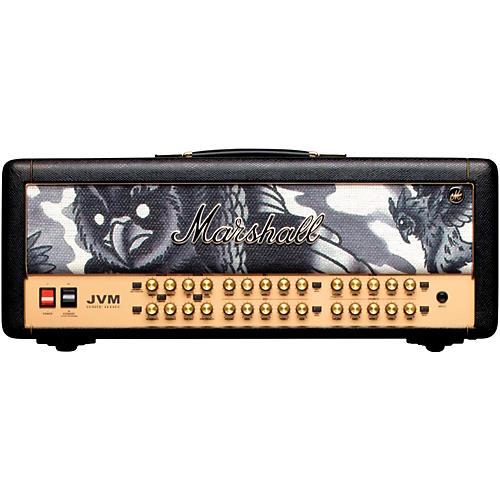 Marshall Custom Tattoo JVM410H Phil Kyle 100W Tube Guitar Head