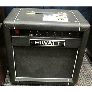 Pre-owned Hiwatt Custom Tube 20 Tube Guitar Combo Amp by Hiwatt