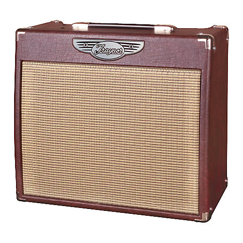 Traynor Custom Valve 20WR YCV20WR 15W Class A 1x12 Combo Amp with Celestion Speaker Wine Red