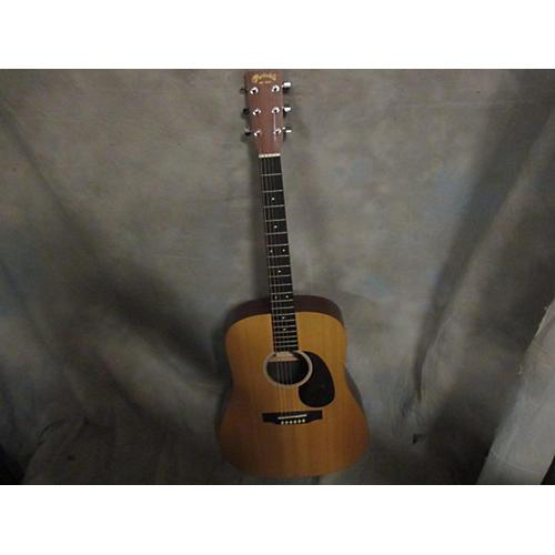 Martin Custom X Acoustic Electric Guitar