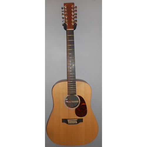 Martin Custom X Series 12 String 12 String Acoustic Electric Guitar-thumbnail