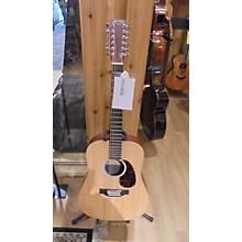 Martin Custom X Series 12 String Acoustic Electric Guitar