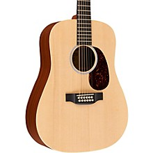 Martin Custom X Series 2015 X1-D12E Dreadnought 12-String Acoustic-Electric