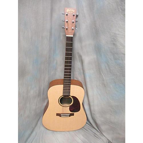 Martin Custom X Series Dreadnought Acoustic Guitar-thumbnail