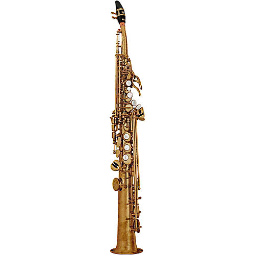 Yamaha Custom YSS-82Z Series Professional Soprano Saxophone with Curved Neck