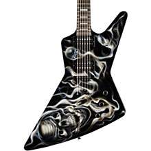 Dean Custom Z Hand Painted Graphic Electric Guitar