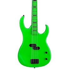 Custom Zone 4-String Bass Guitar Nuclear Green