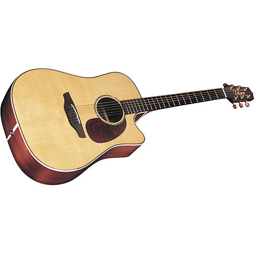 Takamine Cutaway Dreadnought Acoustic-Electric Guitar