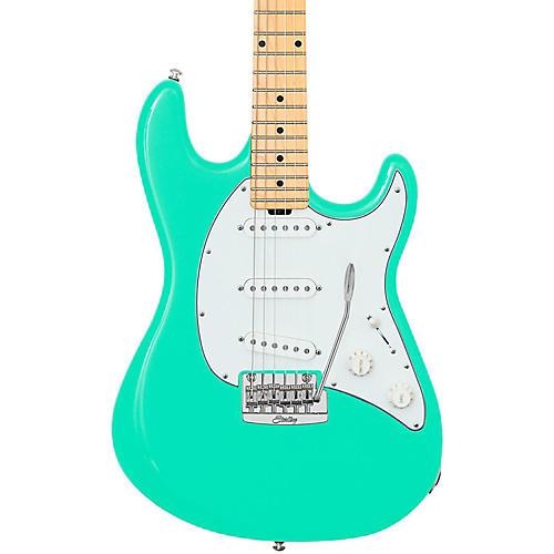 Sterling by Music Man Cutlass CT50 Electric Guitar Sea Foam Green
