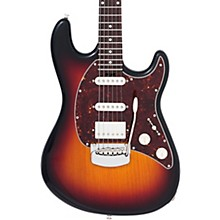 Ernie Ball Music Man Cutlass HSS Rosewood Fretboard Electric Guitar
