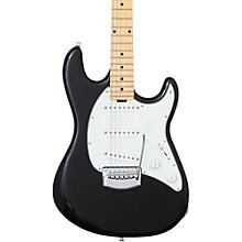 Cutlass Trem Maple Fingerboard Electric Guitar Level 1 Black