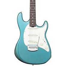 Cutlass Trem Rosewood Fingerboard Electric Guitar Vintage Turquoise