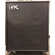 Gallien-Krueger Cx410 800w Active Bass Cabinet