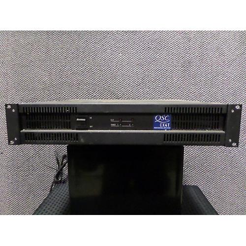 QSC Cx4t Power Amp