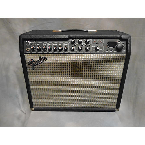 Fender Cyber Deluxe 1x12 65W Guitar Combo Amp-thumbnail