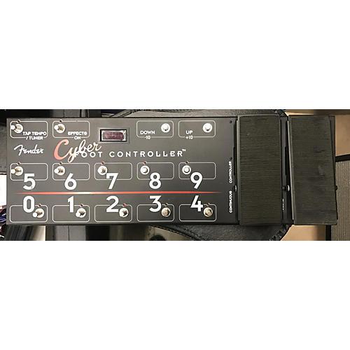 Fender Cyber Foot Controller Pedal Board