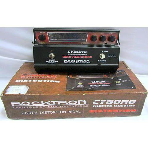 Rocktron Cyborg Digi Distortion Effect Pedal-thumbnail