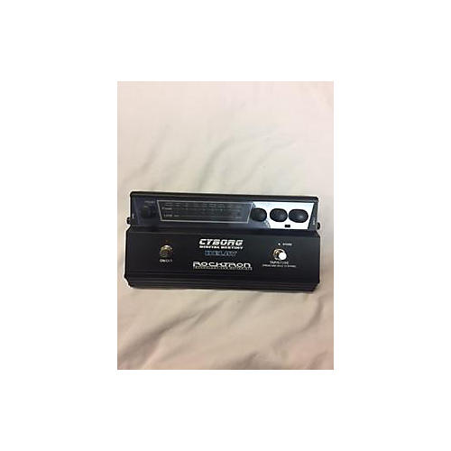 Rocktron Cyborg Digital Destiny Delay Effect Pedal