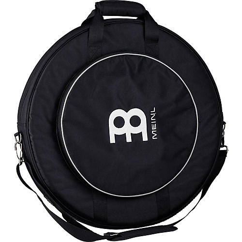 Meinl Cymbal & Stick Drum Gear Combo Bag 22 in. Black
