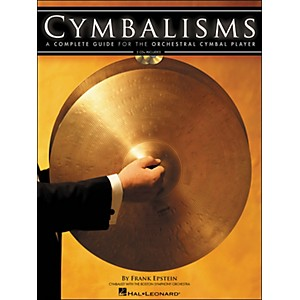 Hal Leonard Cymbalisms: A Complete Guide for The Orchestral Cymbal Player B...