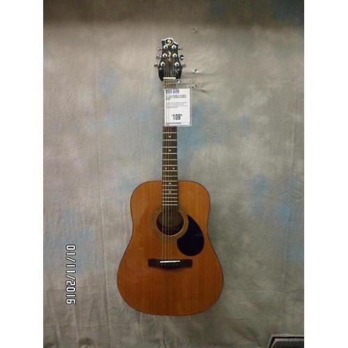 Greg Bennett Design by Samick D-1 Acoustic Guitar